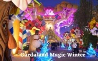 A SPECIAL DAY AT GARDALAND PARK